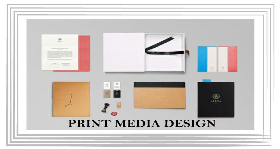 print media design services in lahore