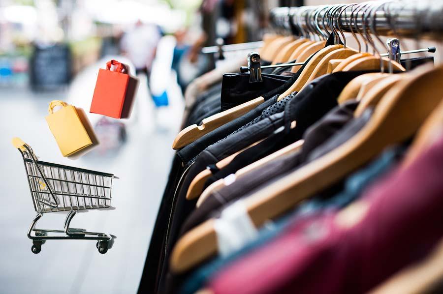 E-commerce shoping website development